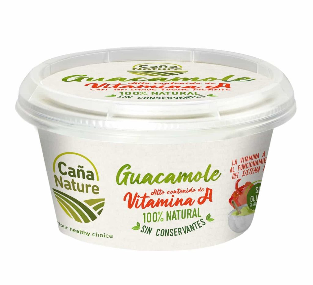 Spicy & Rich In Vitamin A Guacamole