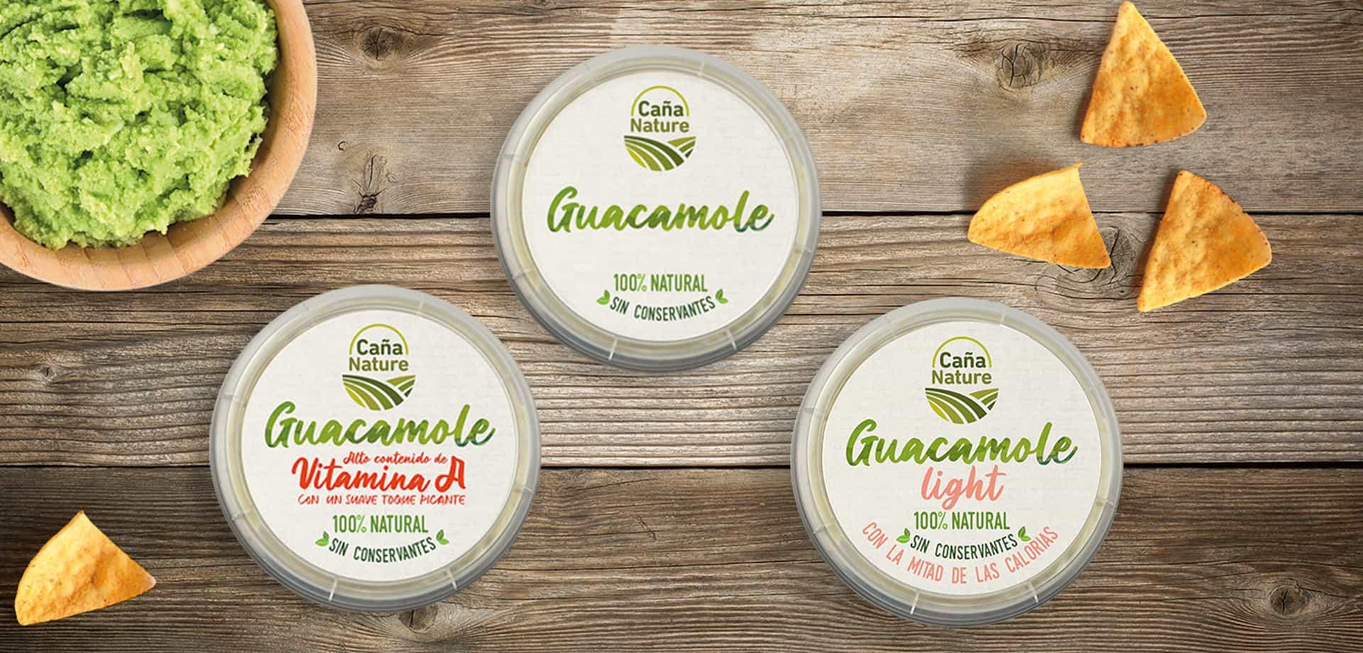 guacamole slider