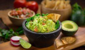recetas con guacamole