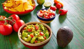 recetas de fajitas con guacamole