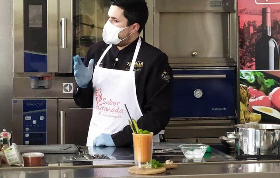 Álvaro García chef