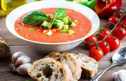 Comprar gazpacho pasteurizado