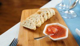 tostadas tomate