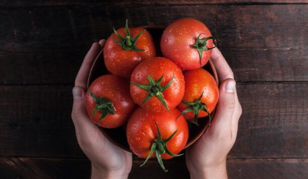 tomate para quemaduras
